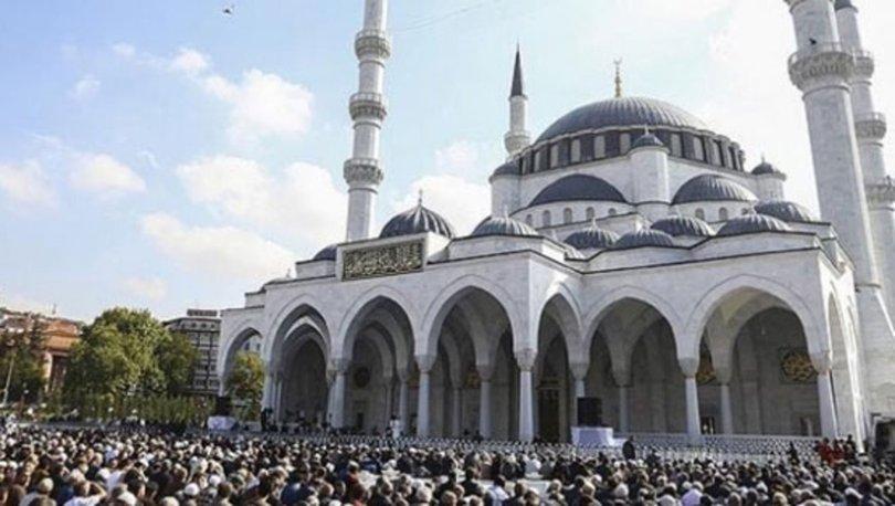 Ankara Cuma namazı saati 21 Şubat 2020! Diyanet Ankara Cuma namazı saat kaçta?
