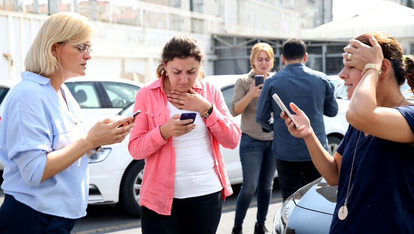 Operatörlere 'deprem' cezası