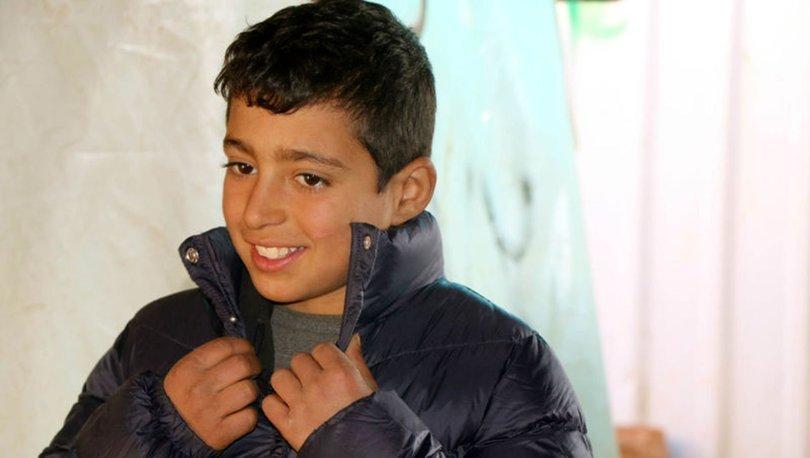 'Babamdan sonra ceket alan olmadı' diyen Suriyeli Fuad sevindi ya diğerleri!