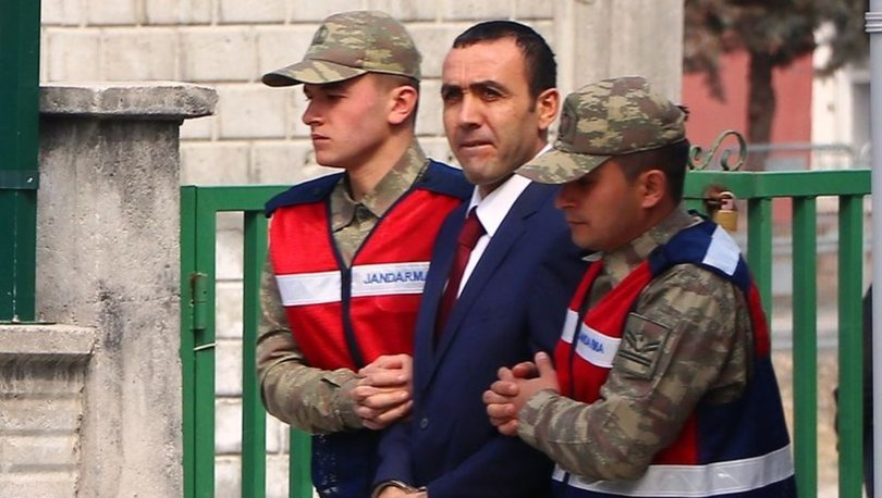 Huduti'nin eski emir subayına ağırlaştırılmış müebbet ve tutuklama talebi
