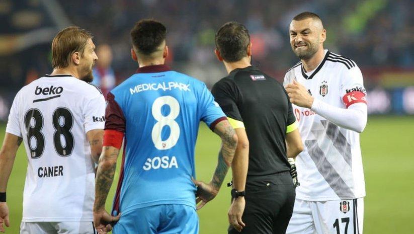Beşiktaş, lider Trabzonspor'u ağırlayacak