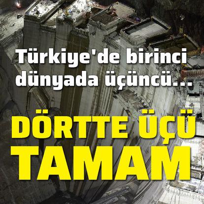 Dörtte üçü tamam! Türkiye'de birinci, dünyada üçüncü...
