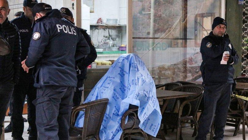 Antalya'da yaşlı adam turduğu sandalyede öldü