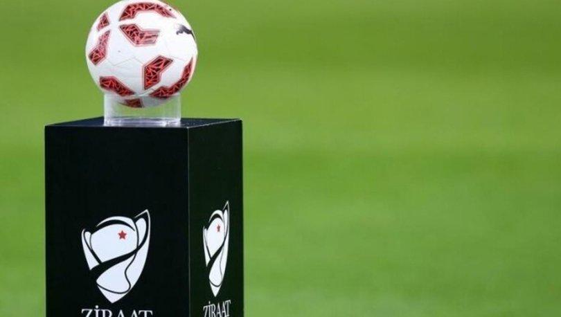 Ziraat Türkiye Kupası'nda yarı final fikstürü açıklandı
