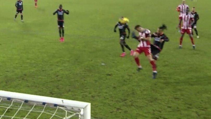 Sivasspor, 29 hafta sonra penaltı kazandı