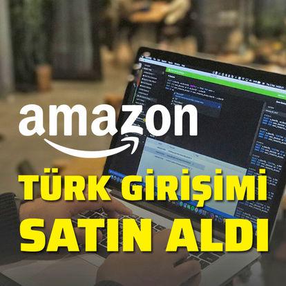 Amazon Türk girişimi satın aldı