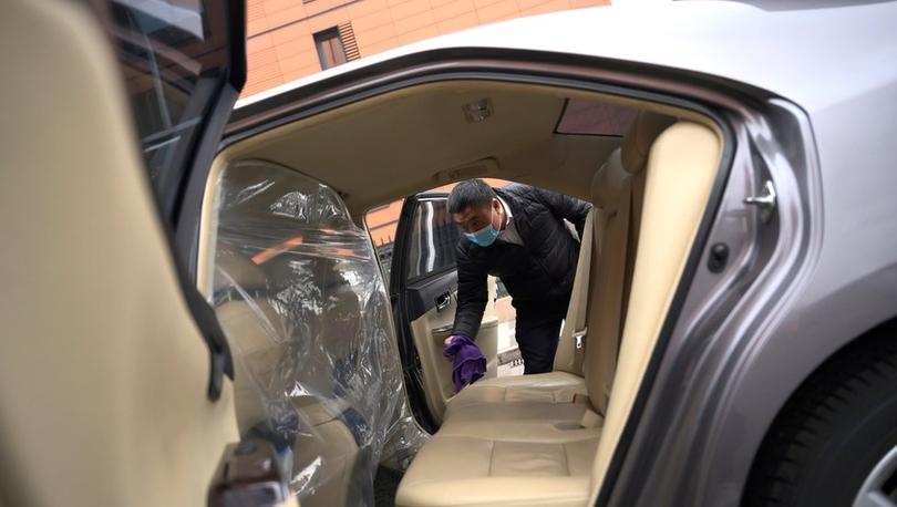 Koronavirüs salgını: Çin'de araba satışlarında yüzde 92 düşüş