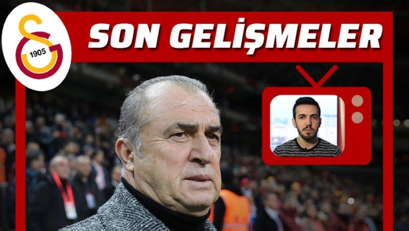 Fatih Terim'in 11'i netleşiyor! Derbi öncesi Florya'da son durum! Galatasaray'da son dakika haberler