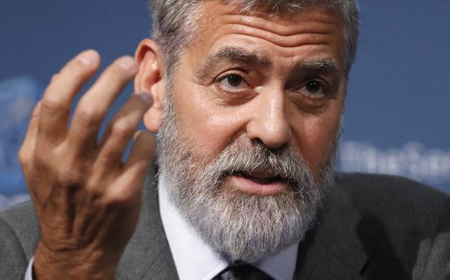 George Clooner'in 12 milyon dolarlık malikanesi sular altında kaldı - Magazin haberleri