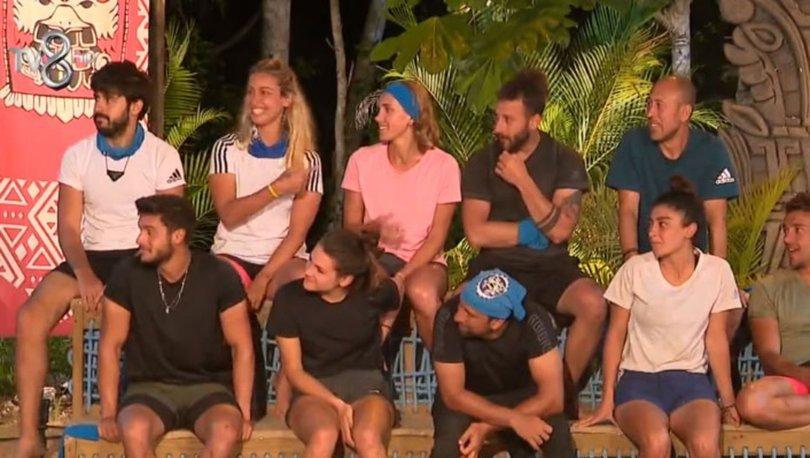 Survivor ödül oyununu kim kazandı? Survivor 2020 Ünlüler Gönüllüler 21 Şubat son bölüm
