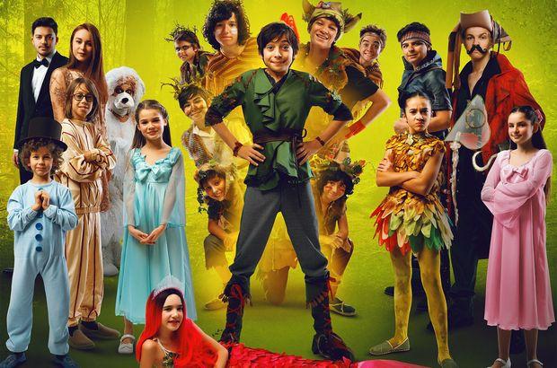 'Peter Pan' sahnede