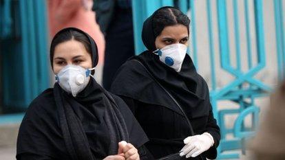 İranda koronavirüs