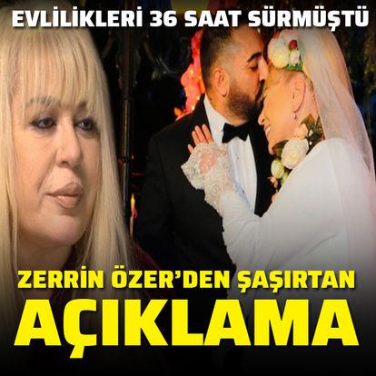 Zerrin Özer'den Murat Akıncı açıklaması