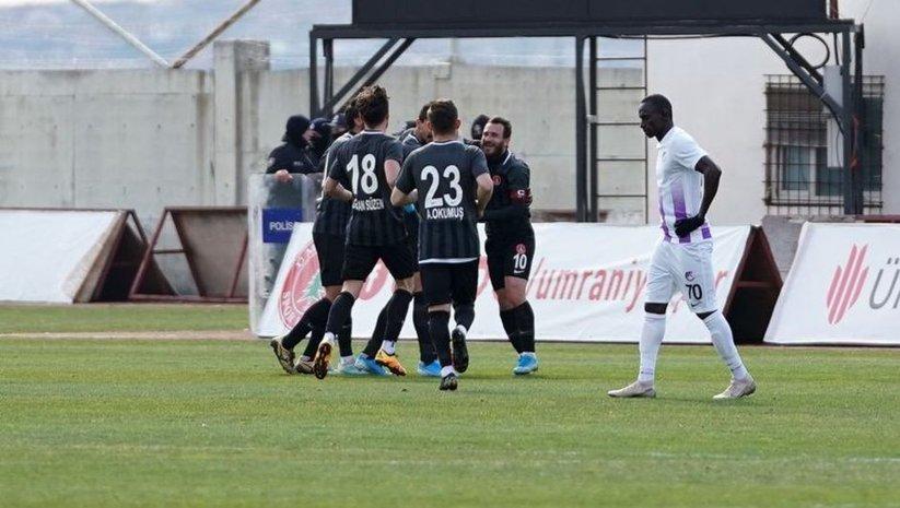Ümraniyespor 4 maç kazandı!