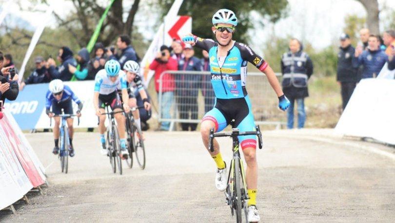 Antalya Bisiklet Turu'nda üçüncü etap sona erdi