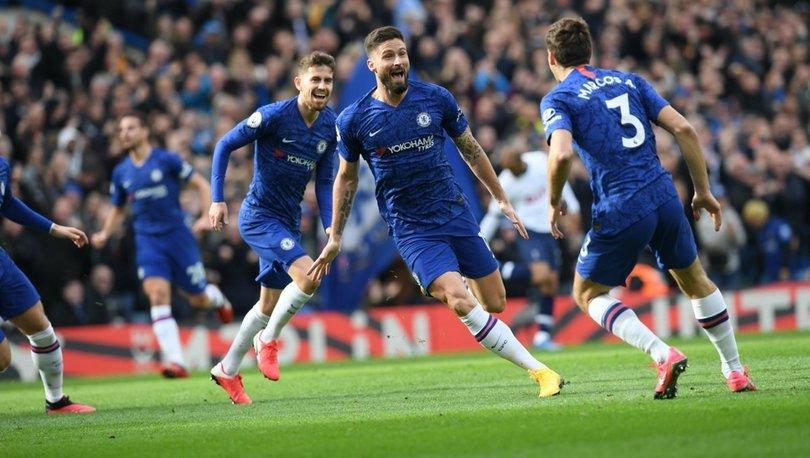 Chelsea: 2 - Tottenham: 1 | MAÇ SONUCU