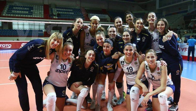 Beylikdüzü Voleybol İhtisas: 0 - Fenerbahçe Opet: 3 | MAÇ SONUCU