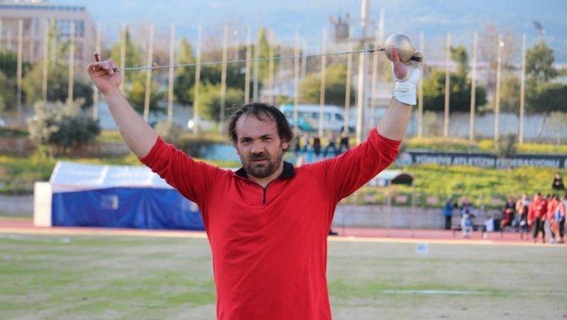 Milli atlet Eşref Apak, 5´inci kez olimpiyat vizesi aldı