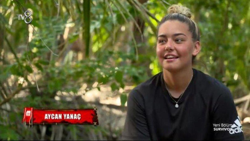 Survivor Aycan kimdir, nereli ve kaç yaşında? Survivor Aycan Yanaç hakkında
