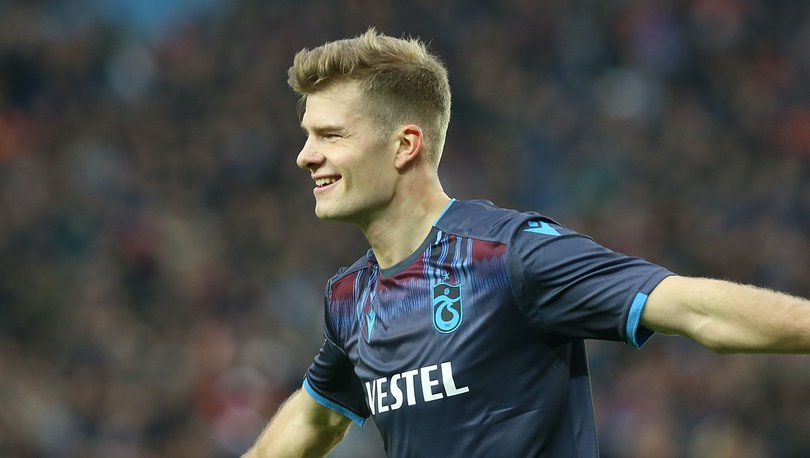 Sörloth, Beşiktaş'a yine gol attı! Üç büyülerin kabusu! Alexander Sörloth gol sayısı