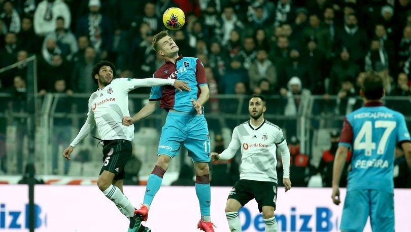 Beşiktaş Trabzonspor MAÇ SONUCU ve MAÇ ÖZETİ! Yok böyle maç! Beşiktaş Trabzonspor maçı detayları