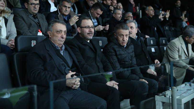 """Bakan Kasapoğlu: """"Çok keyifli bir maç oldu"""""""