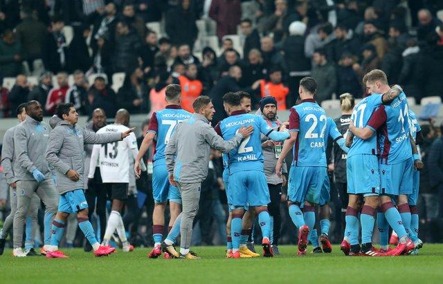 Beşiktaş Trabzonspor maçı yazar yorumları