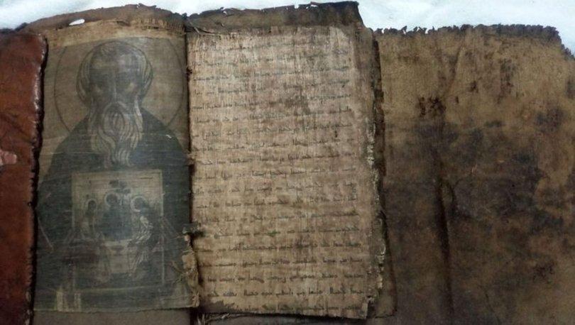 Adana el yazması dini kitap operasyonu