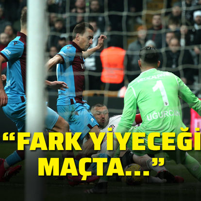 Beşiktaş Trabzonspor yazar yorumları