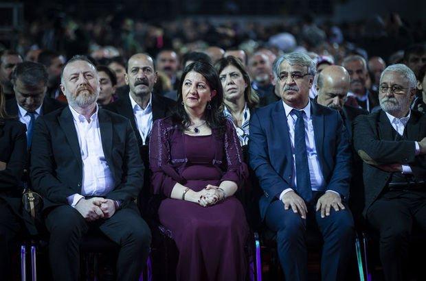 HDP'de eş başkan değişti