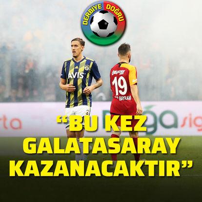 """""""Bu sene Galatasaray kazanır"""""""
