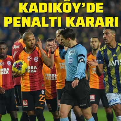 Kadıköy'de penaltı kararı