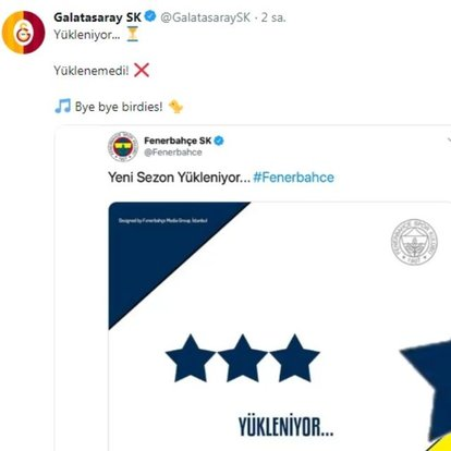Galatasaray'dan mayıs göndermesi!
