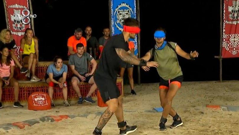 Survivor dokunulmazlık oyununu kim kazandı? Son anda kaybettiler! 22 Şubat Survivor son bölüm.