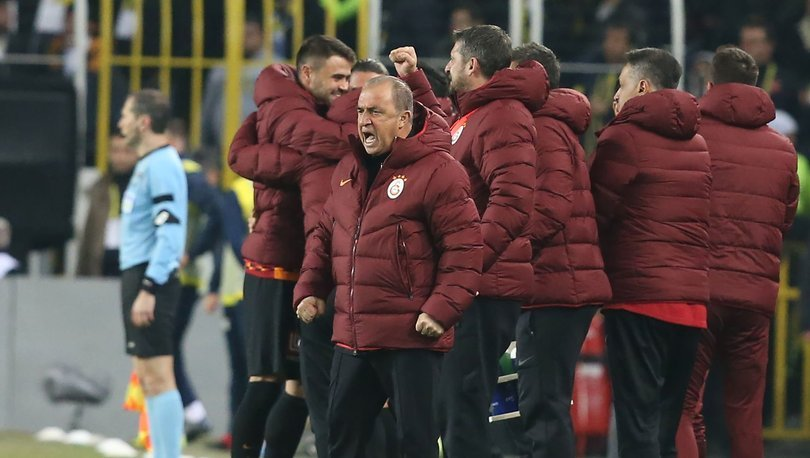 Galatasaray'ın Kadıköy'
