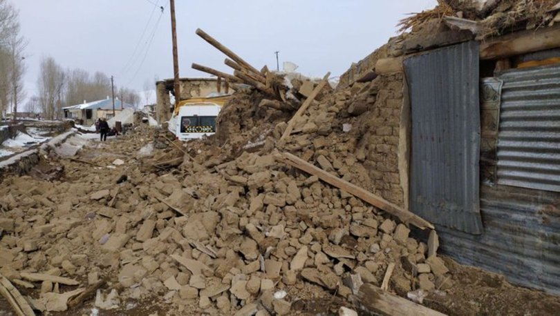 Son dakika haberi İran depremi Van'ı vurdu! 23 Şubat AFAD - Kandilli Rasathanesi son depremler