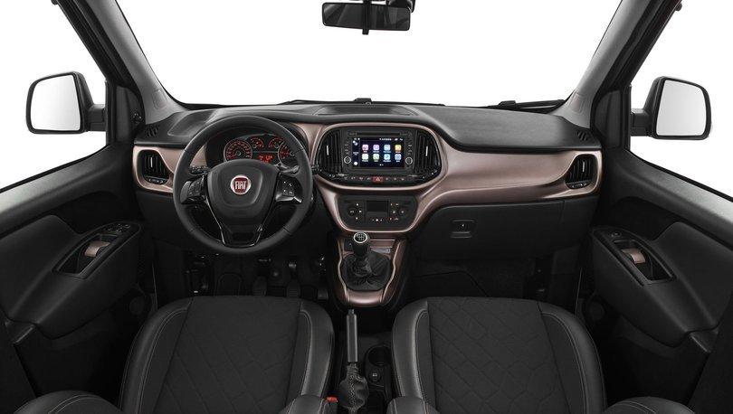 Fiat Doblo'nun 20. yıl özel serisi satışa çıkıyor