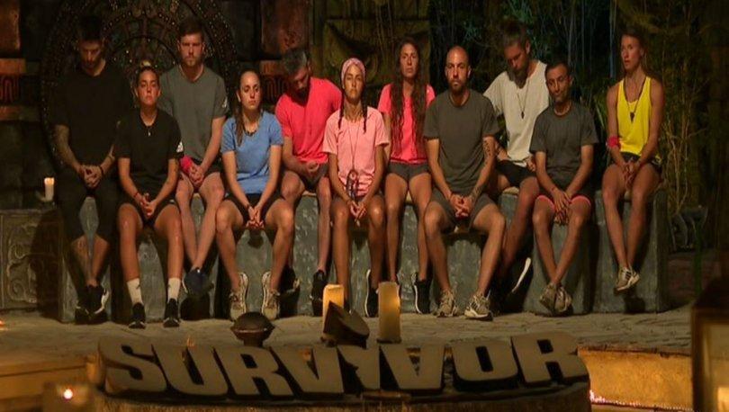 Survivor eleme adayı kim oldu? 23 Şubat 2020 Survivor dokunulmazlık oyununu kim kazandı?