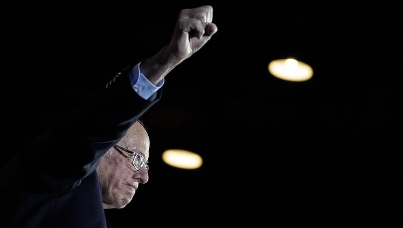 ABD başkanlık seçimleri: Bernie Sanders Nevada'yı kazanarak başkan adaylığı yarışında bir adım öne geçti