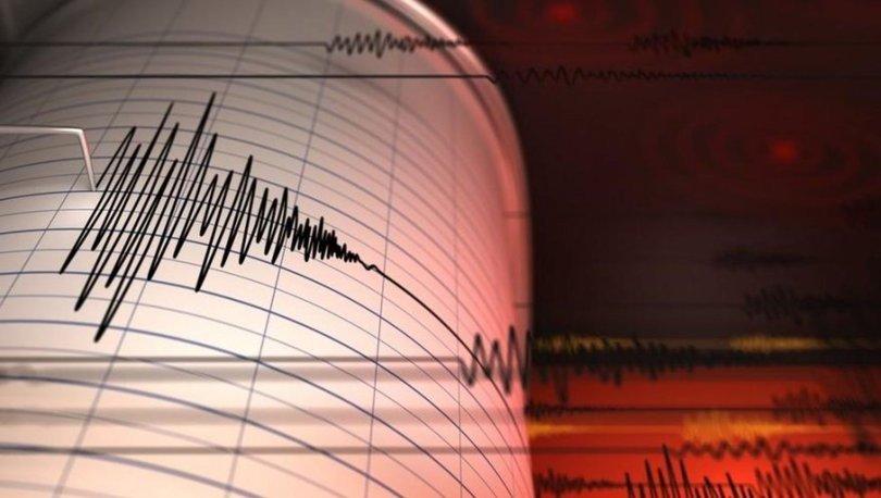 Son dakika! Akhisar'da 4.8 büyüklüğünde deprem