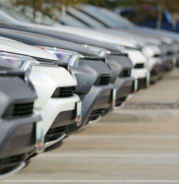 Türkiye otomotiv pazarının yüzde 20