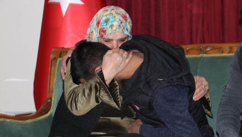 Diyarbakır annelerinden birisi daha evladına kavuştu