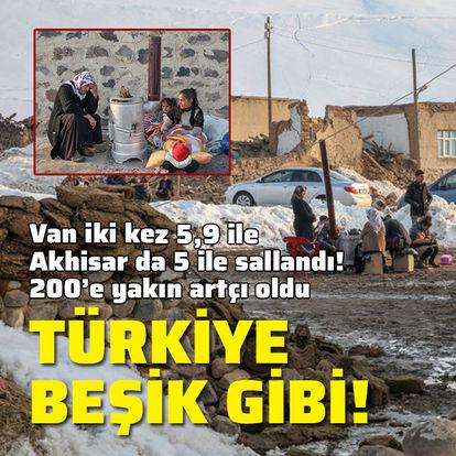 Türkiye beşik gibi!..