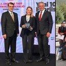 Özalp'a Sosyal Sorumluluk Ödülü