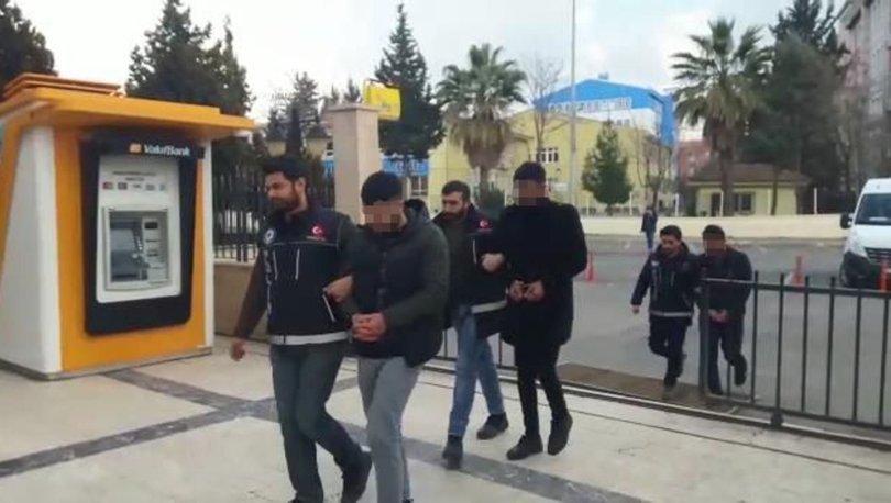 Şanlıurfa'da 241 kilo uyuşturucuya 4 tutuklama