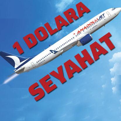 1 dolara yurt dışı seyahati