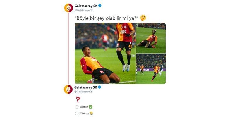 Galatasaray'dan Ozan Tufan'a flaş gönderme!