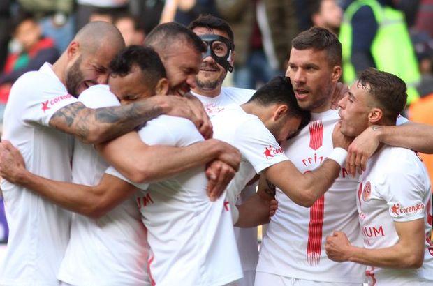 Antalyaspor, Fenerbahçe karşısında iddialı