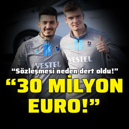 """""""30 milyon Euro!"""""""
