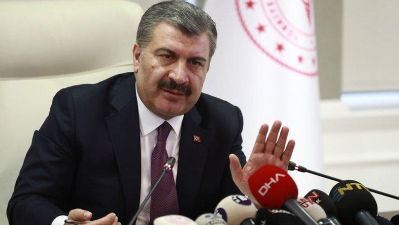 Sağlık Bakanı Fahrettin Koca'dan Van'daki depreme ilişkin açıklama